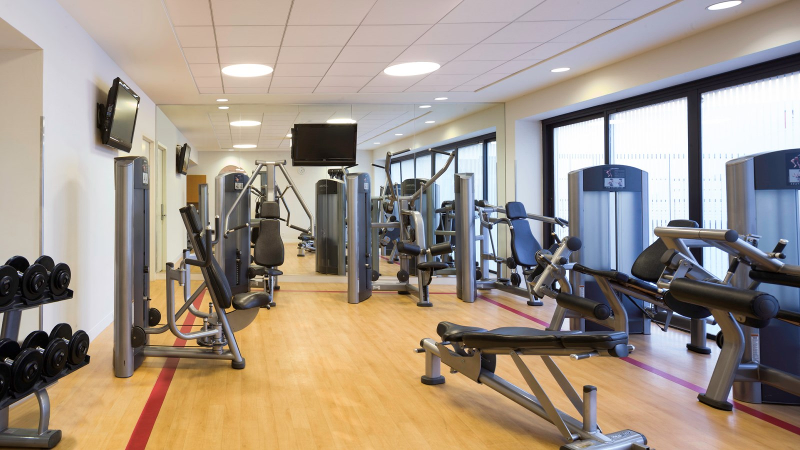 Downtown Oklahoma City Hotel - Fitness Center